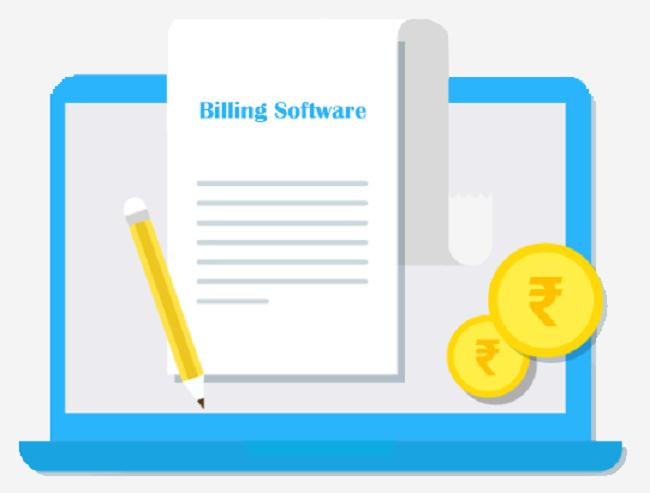 Online Offline Billing Software With Customizable Invoice Templates | 2700+ Clients in India