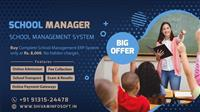 Buy School Management ERP System at Best Price in India